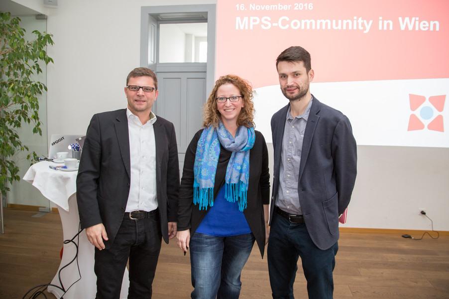 Bild 6 | MPS-Community in Wien
