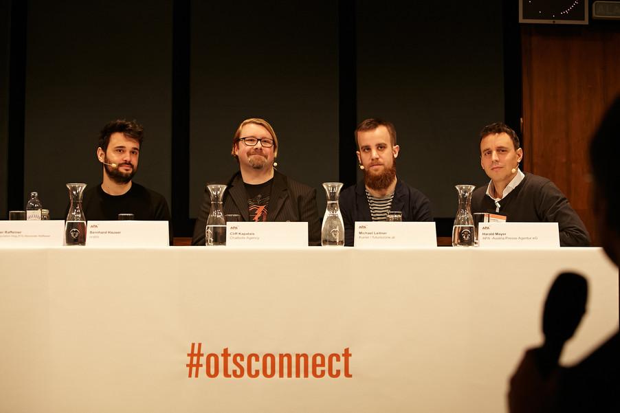 Bild 3   OTSconnect: Neue beste Freunde? Die Rolle von Chatbots für Kommunikation und Information