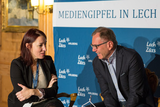 Bild 4   Europäischer Mediengipfel Lech am Arlberg - Medienforum