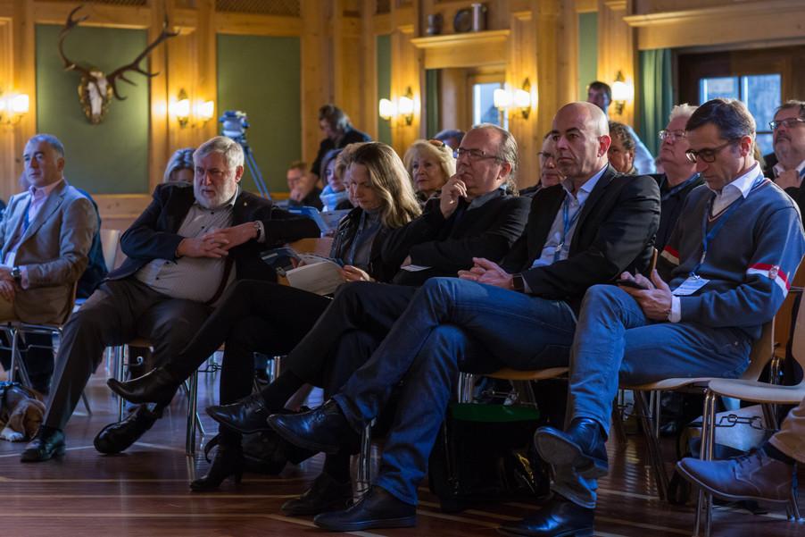 Bild 7   Europäischer Mediengipfel Lech am Arlberg - Medienforum