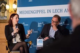 Bild 9   Europäischer Mediengipfel Lech am Arlberg - Medienforum