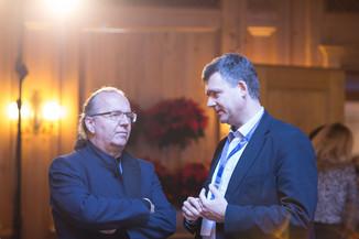 Bild 6   Pressestunde mit Finanzminister Schelling im Rahmen des Euroäischen Mediengipfels Lech am Arlberg
