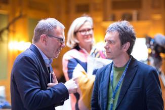 Bild 7   Pressestunde mit Finanzminister Schelling im Rahmen des Euroäischen Mediengipfels Lech am Arlberg