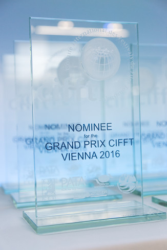 Bild 2 | Vienna - The world's best tourism film 2016 was awarded – The 28th Grand Prix CIFFT went to ...