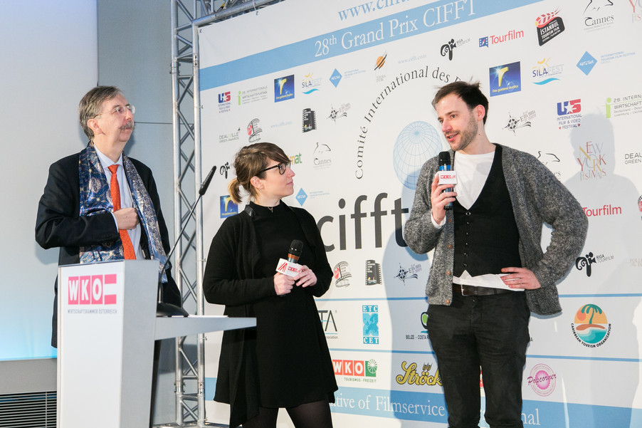 Bild 14 | Vienna - The world's best tourism film 2016 was awarded – The 28th Grand Prix CIFFT went to ...