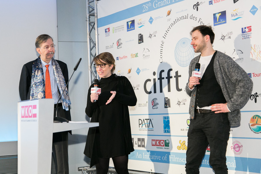 Bild 15 | Vienna - The world's best tourism film 2016 was awarded – The 28th Grand Prix CIFFT went to ...