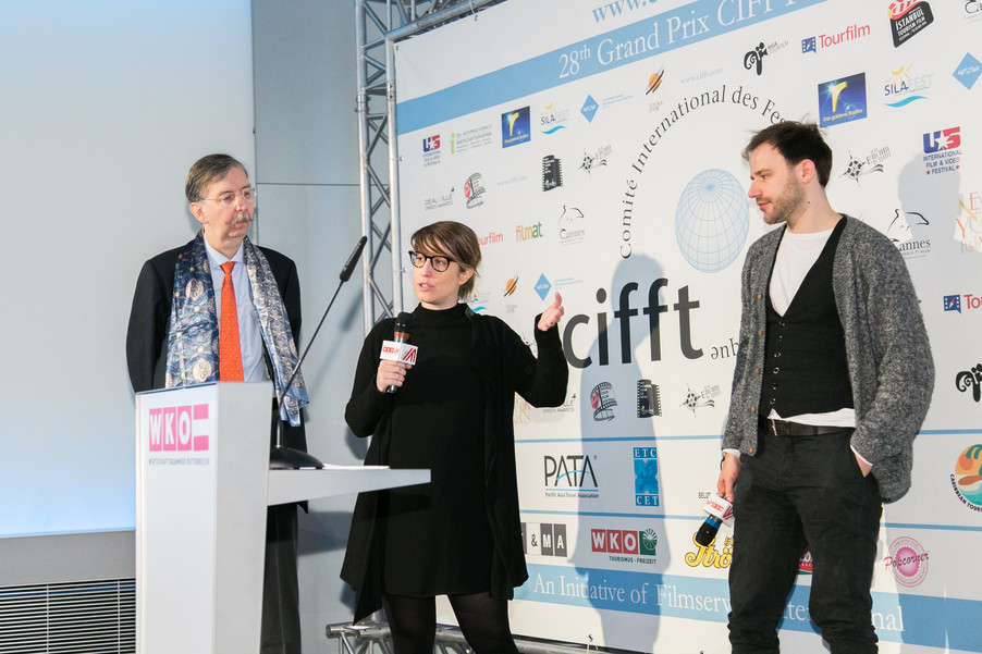 Bild 16 | Vienna - The world's best tourism film 2016 was awarded – The 28th Grand Prix CIFFT went to ...