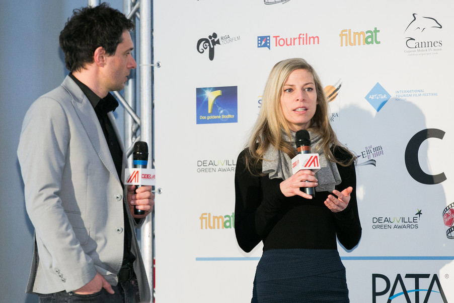 Bild 26 | Vienna - The world's best tourism film 2016 was awarded – The 28th Grand Prix CIFFT went to ...