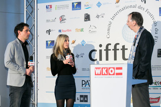 Bild 28 | Vienna - The world's best tourism film 2016 was awarded – The 28th Grand Prix CIFFT went to ...