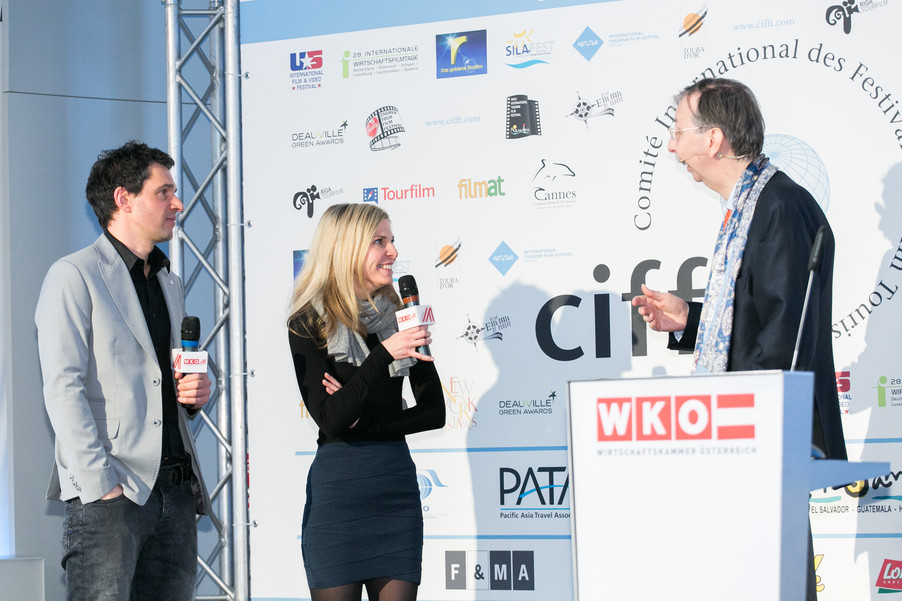 Bild 31 | Vienna - The world's best tourism film 2016 was awarded – The 28th Grand Prix CIFFT went to ...