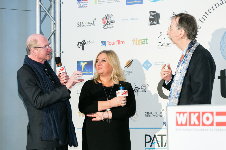 Bild 45 | Vienna - The world's best tourism film 2016 was awarded – The 28th Grand Prix CIFFT went to ...