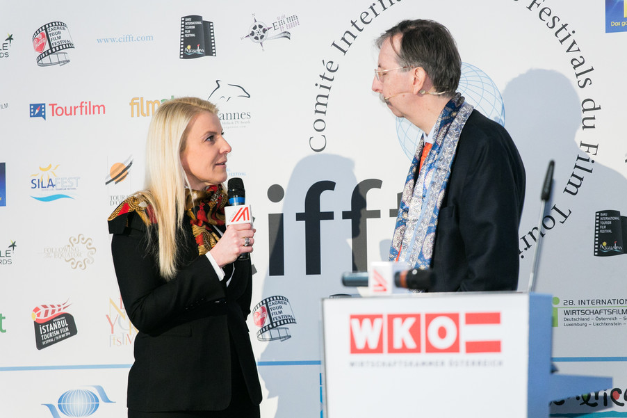 Bild 46 | Vienna - The world's best tourism film 2016 was awarded – The 28th Grand Prix CIFFT went to ...