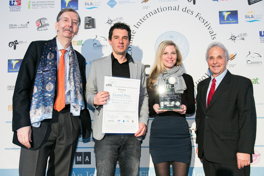 Bild 75 | Vienna - The world's best tourism film 2016 was awarded – The 28th Grand Prix CIFFT went to ...