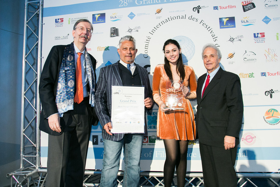 Bild 76 | Vienna - The world's best tourism film 2016 was awarded – The 28th Grand Prix CIFFT went to ...