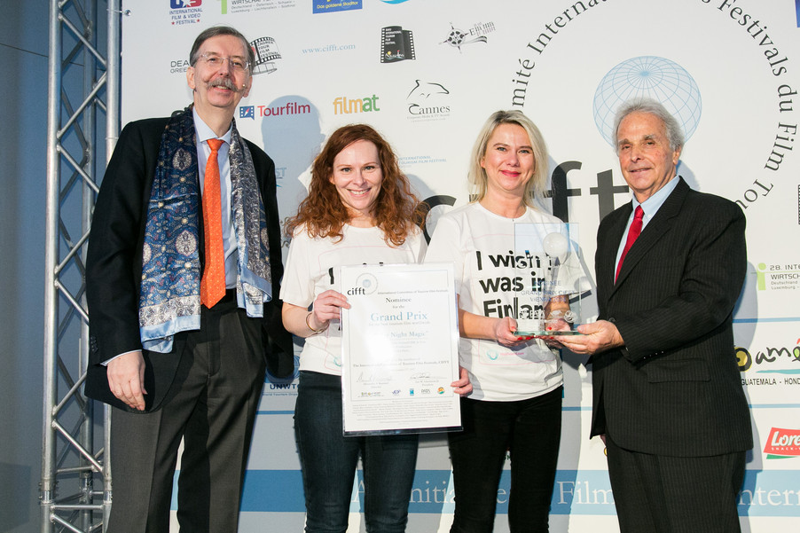 Bild 79 | Vienna - The world's best tourism film 2016 was awarded – The 28th Grand Prix CIFFT went to ...