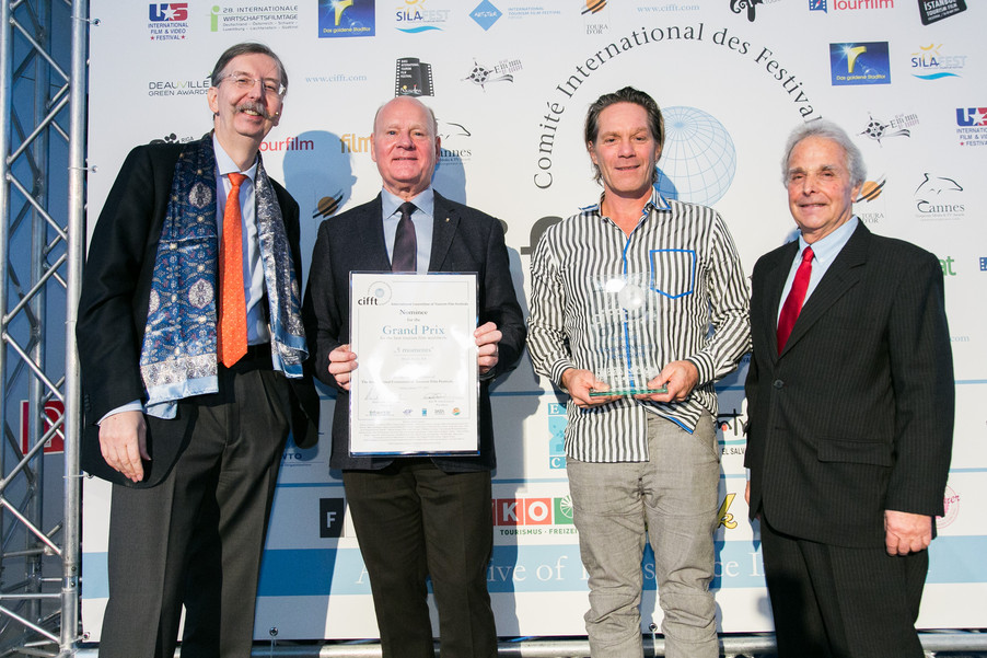 Bild 80 | Vienna - The world's best tourism film 2016 was awarded – The 28th Grand Prix CIFFT went to ...