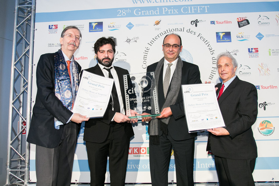 Bild 81 | Vienna - The world's best tourism film 2016 was awarded – The 28th Grand Prix CIFFT went to ...