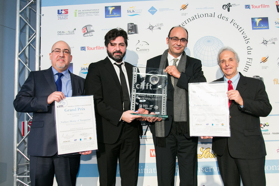 Bild 88 | Vienna - The world's best tourism film 2016 was awarded – The 28th Grand Prix CIFFT went to ...