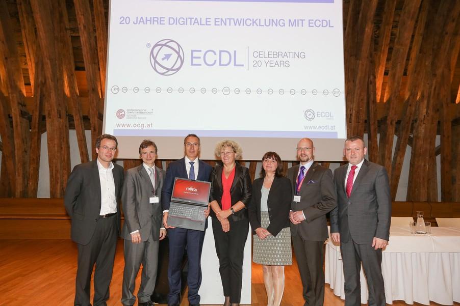 Bild 1 | Digitale Bildung und 20 Jahre ECDL