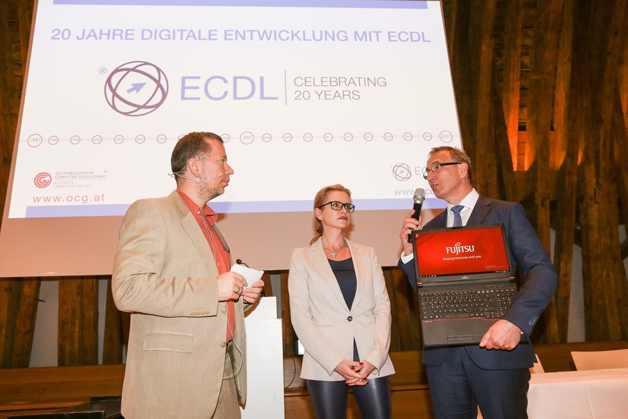 Bild 20 | Digitale Bildung und 20 Jahre ECDL
