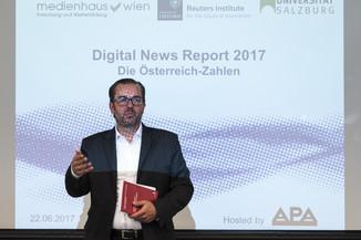 Bild 5 | Präsentation Reuters Institute Digital News Report 2017