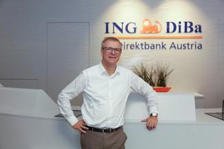 Bild 10 | Digitalisierung in der ING-Gruppe: Österreich bei der Nutzung digitaler Kanäle an der Spitze