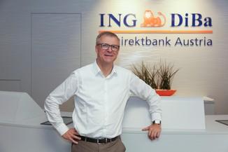 Bild 11 | Digitalisierung in der ING-Gruppe: Österreich bei der Nutzung digitaler Kanäle an der Spitze