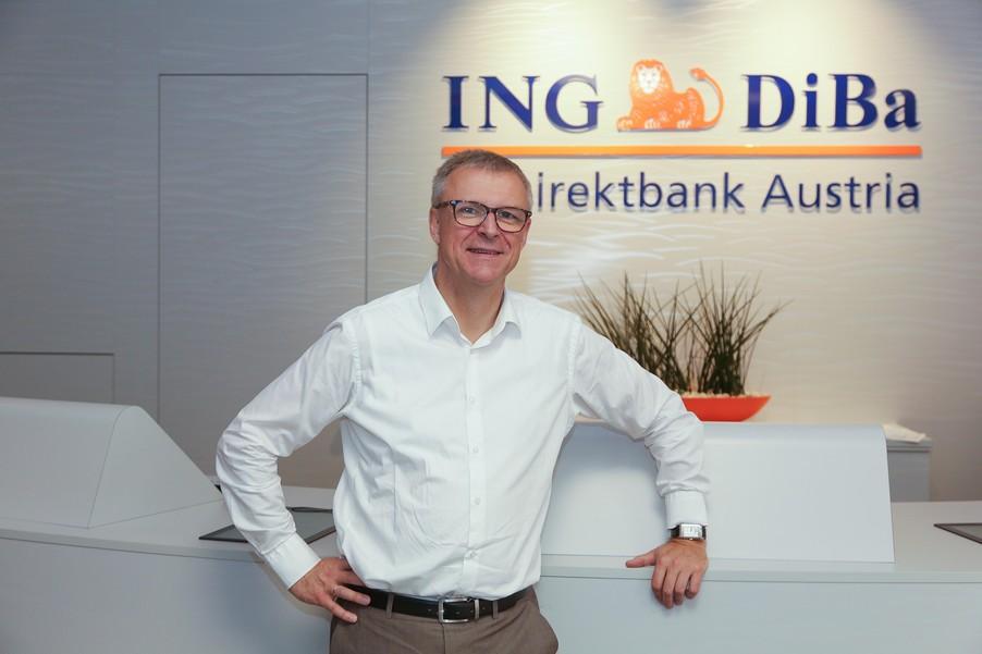 Bild 12 | Digitalisierung in der ING-Gruppe: Österreich bei der Nutzung digitaler Kanäle an der Spitze