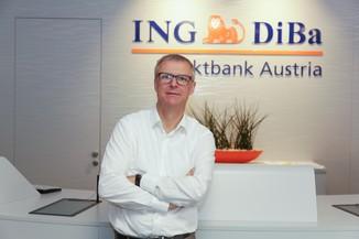 Bild 16 | Digitalisierung in der ING-Gruppe: Österreich bei der Nutzung digitaler Kanäle an der Spitze