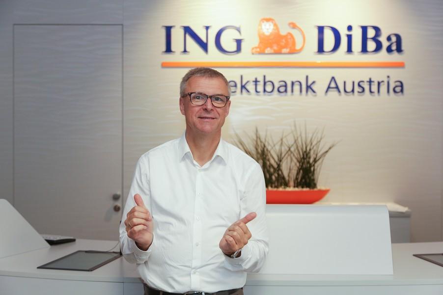 Bild 18 | Digitalisierung in der ING-Gruppe: Österreich bei der Nutzung digitaler Kanäle an der Spitze