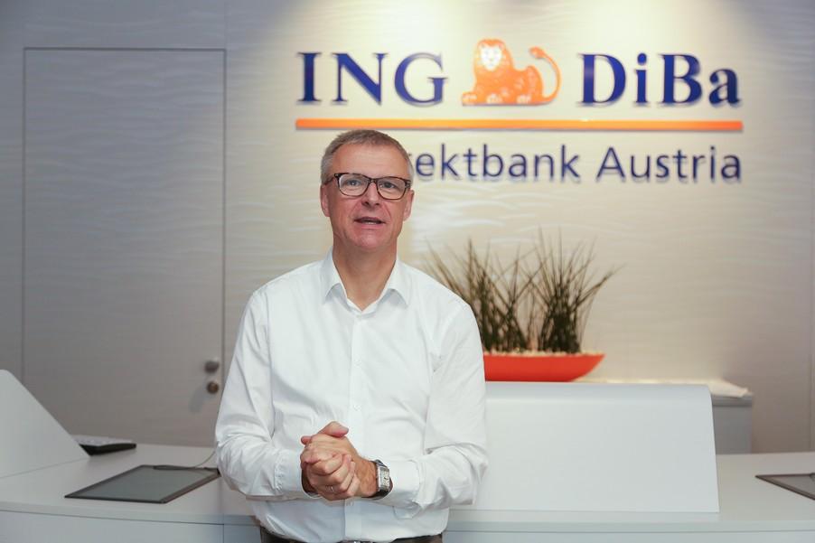 Bild 20 | Digitalisierung in der ING-Gruppe: Österreich bei der Nutzung digitaler Kanäle an der Spitze