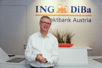 Bild 22 | Digitalisierung in der ING-Gruppe: Österreich bei der Nutzung digitaler Kanäle an der Spitze