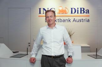 Bild 25 | Digitalisierung in der ING-Gruppe: Österreich bei der Nutzung digitaler Kanäle an der Spitze