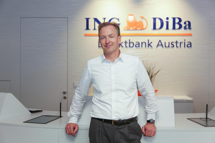 Bild 26 | Digitalisierung in der ING-Gruppe: Österreich bei der Nutzung digitaler Kanäle an der Spitze