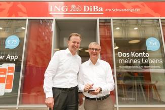 Bild 35 | Digitalisierung in der ING-Gruppe: Österreich bei der Nutzung digitaler Kanäle an der Spitze