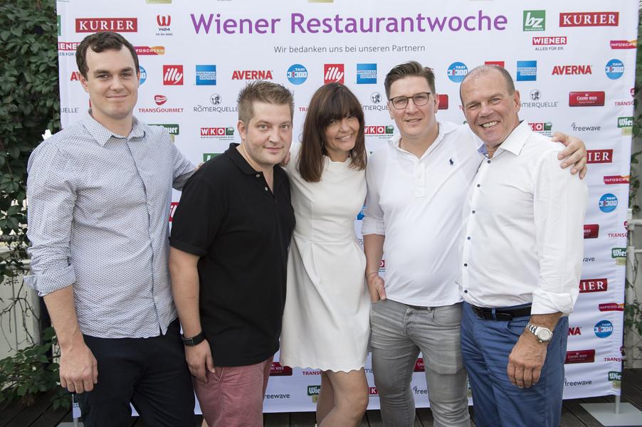 Bild 3 | Eröffnung der Wiener Restaurantwoche