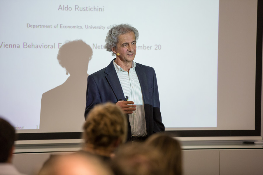 Bild 20 | VBEN | Aldo Rustichini: Morality, Policy and the Brain