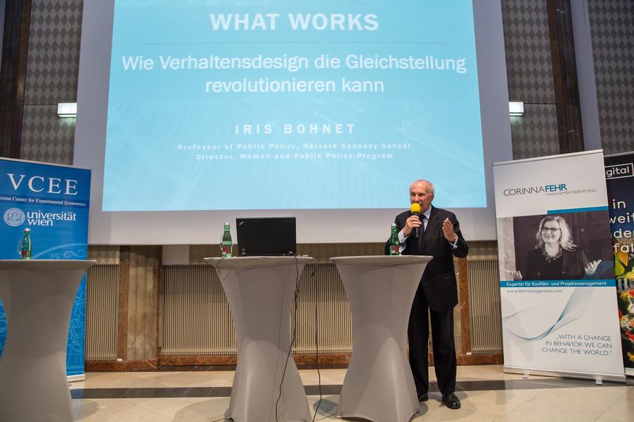 Bild 13 | VBEN | Iris Bohnet: What Works. Wie Verhaltensdesign die Gleichstellung revolutionieren kann.
