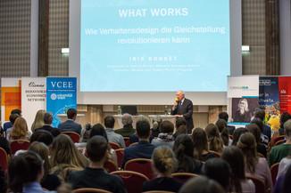 Bild 16 | VBEN | Iris Bohnet: What Works. Wie Verhaltensdesign die Gleichstellung revolutionieren kann.