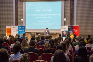 Bild 25 | VBEN | Iris Bohnet: What Works. Wie Verhaltensdesign die Gleichstellung revolutionieren kann.