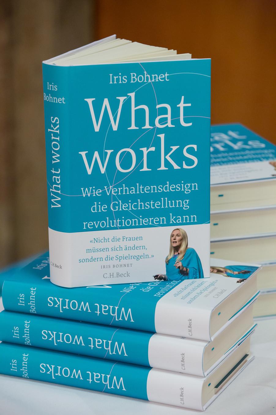 Bild 79 | VBEN | Iris Bohnet: What Works. Wie Verhaltensdesign die Gleichstellung revolutionieren kann.