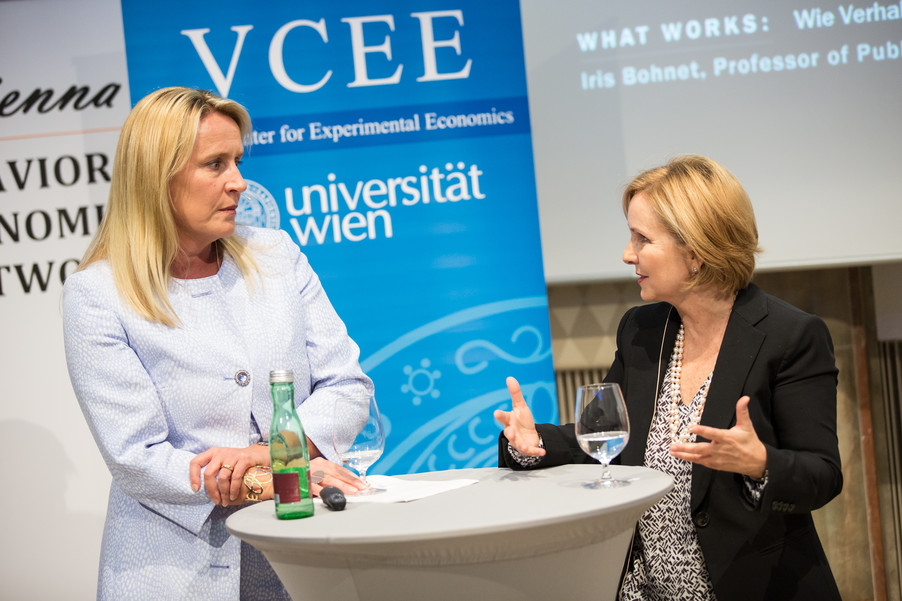 Bild 97 | VBEN | Iris Bohnet: What Works. Wie Verhaltensdesign die Gleichstellung revolutionieren kann.
