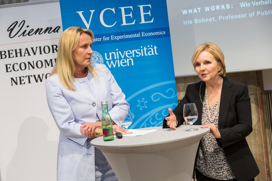 Bild 98 | VBEN | Iris Bohnet: What Works. Wie Verhaltensdesign die Gleichstellung revolutionieren kann.