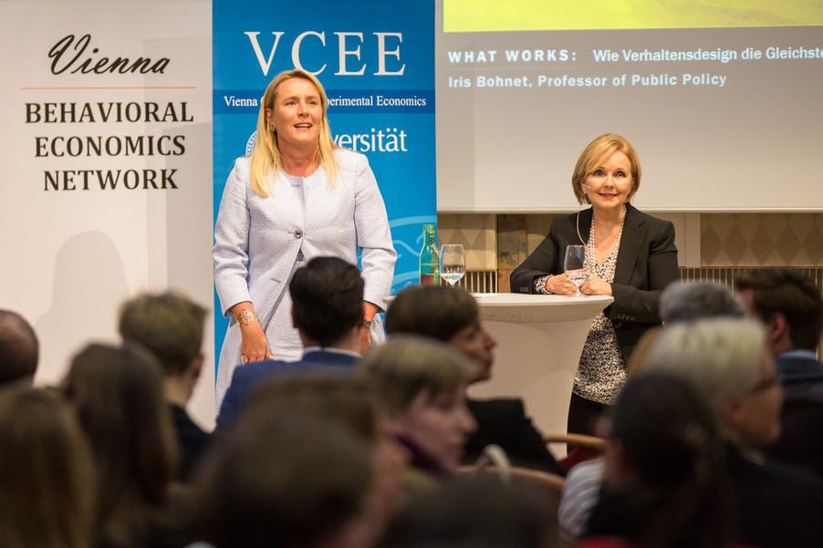 Bild 108 | VBEN | Iris Bohnet: What Works. Wie Verhaltensdesign die Gleichstellung revolutionieren kann.