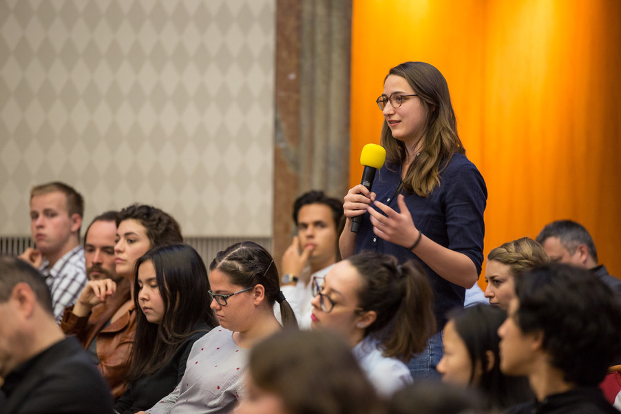 Bild 109 | VBEN | Iris Bohnet: What Works. Wie Verhaltensdesign die Gleichstellung revolutionieren kann.