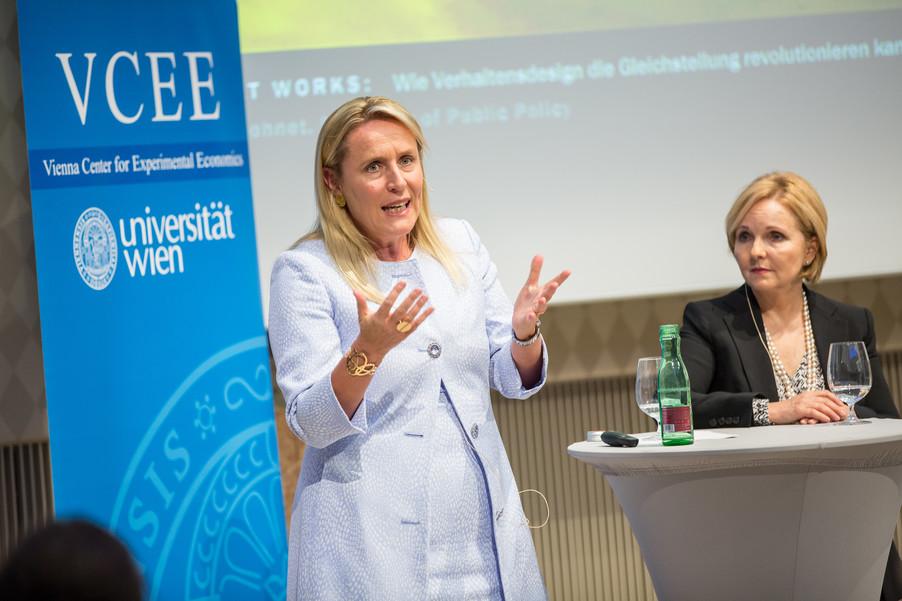 Bild 110 | VBEN | Iris Bohnet: What Works. Wie Verhaltensdesign die Gleichstellung revolutionieren kann.