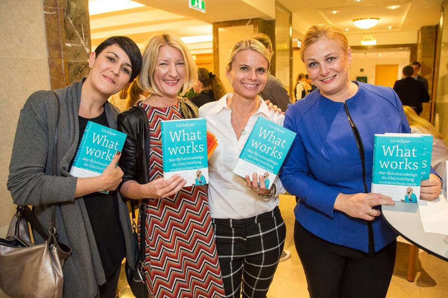 Bild 137 | VBEN | Iris Bohnet: What Works. Wie Verhaltensdesign die Gleichstellung revolutionieren kann.