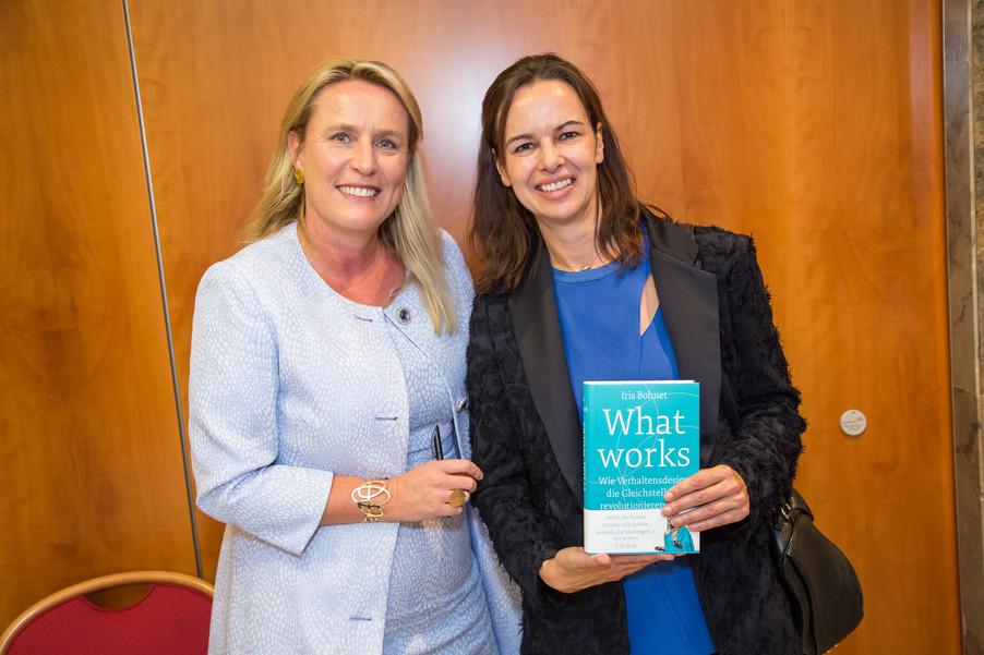 Bild 139 | VBEN | Iris Bohnet: What Works. Wie Verhaltensdesign die Gleichstellung revolutionieren kann.