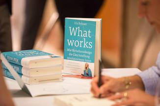 Bild 142 | VBEN | Iris Bohnet: What Works. Wie Verhaltensdesign die Gleichstellung revolutionieren kann.