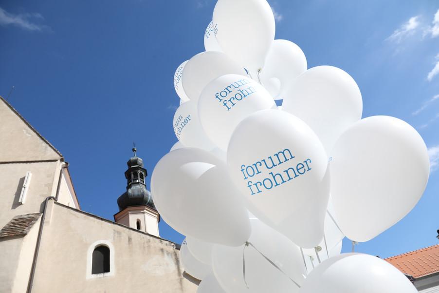 Bild 2 | 10 Jahre Forum Frohner